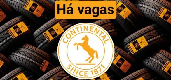 Continental está contratando em todo o mundo - Foto: Reprodução Thomsonreuters