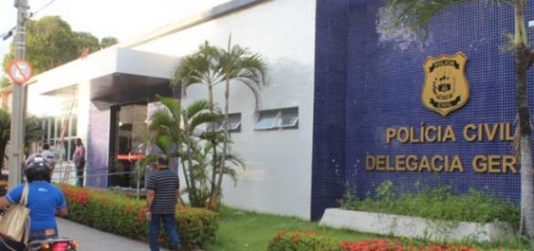 Delegacia em Teresina, no Piauí