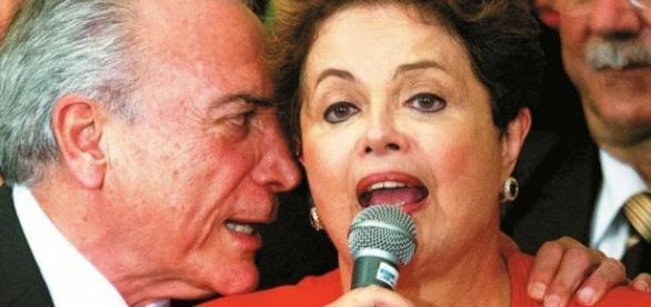Dilma deve devolver cargos a Temer (Foto: Ed Ferreira/Estadão Conteúdo)