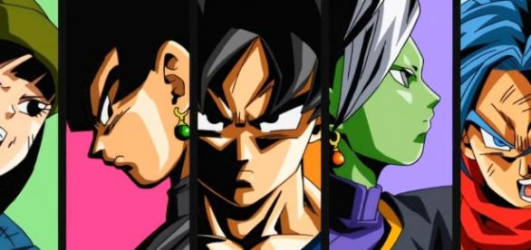 dragon ball super nuevo arco argumental black
