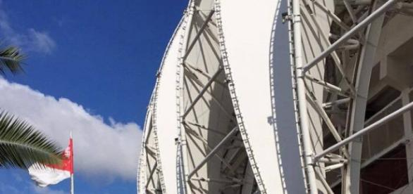 Estádio Beira-Rio do Internacional