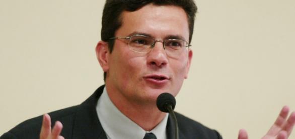 Juiz Federal Sérgio Moro, responsável pela Operação Lava-Jato