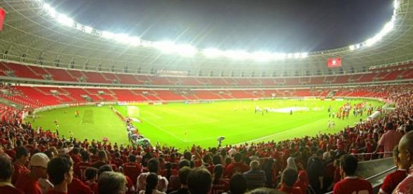 Líder do Brasileirão, o Inter joga em casa, enfrentando o Atlético Mineiro.