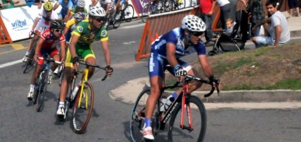 Maximiliano Richeze será parte del equipo argentino que competirá en la prueba olímpica del ciclismo de ruta