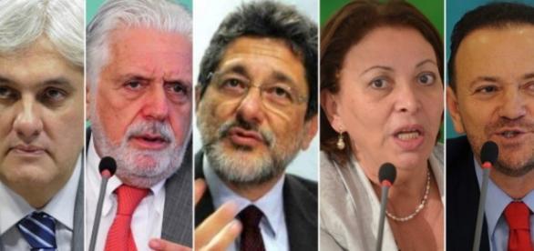 Petistas agora estão nas mãos de Sérgio Moro
