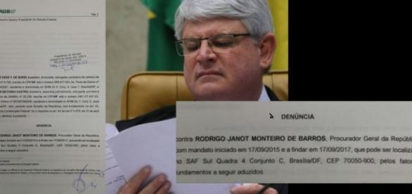 Rodrigo Janot tem pedido de impeachment contra ele protocolado
