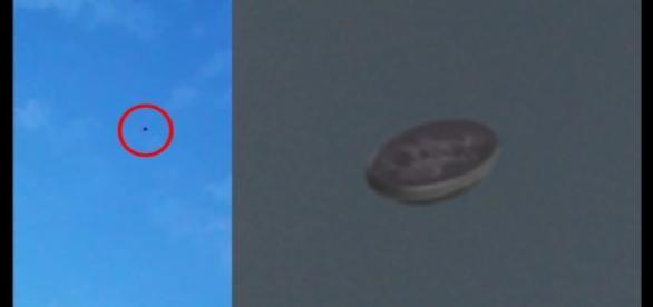 Testemunhas afirmam que avistaram um OVNI sobre Cleveland. (YouTube)