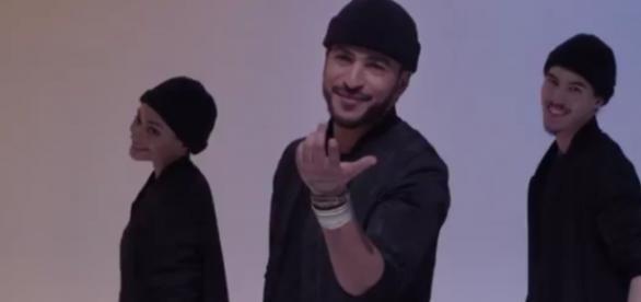 Slimane : le gagnant de The Voice dévoile son premier clip : Paname !