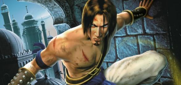 Capa do jogo Príncipe da Pérsia: As Areias do Tempo.