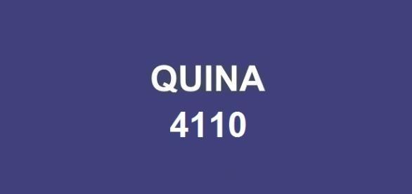 Concurso Quina 4110 será realizado nessa quarta-feira (15)
