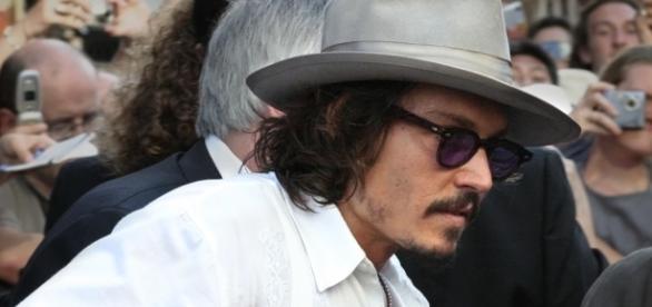 Ein Bild aus besseren Zeiten - Johnny Depp 2007