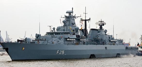 """Fregata """"Schleswig-Holstein"""" – pierwszy okręt trzeciej światowej?"""