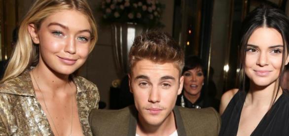 Gigi Hadid não tem uma boa relação com Justin
