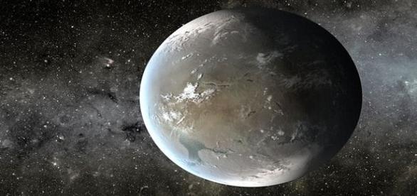 Numa zona habitável, Kepler 62f pode ter oceano líquido