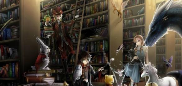 Livros: ontem, hoje e sempre: #Mês da Fantasia: O Que é Fantasia?