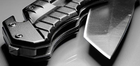 Messer sind gefährliche Waffen: Einfach zu bekommen und kompakt.