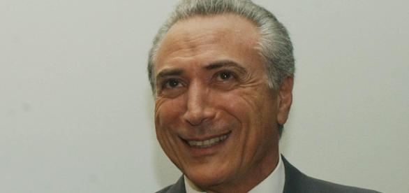Michel Temer presidente interino do Brasil