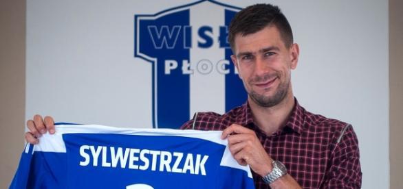 Nowym piłkarzem Wisły Płock został Kamil Sylwestrzak
