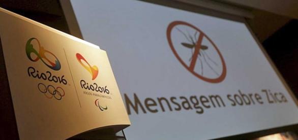 Olimpíadas 2016 não serão canceladas (Foto: Ricardo Moraes/Reuters)