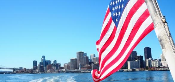 Photo credit: Creative Commons American flag