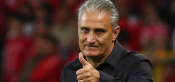 Técnico Tite está muito próximo da seleção brasileira