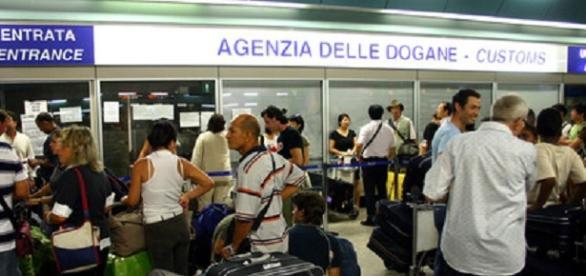Captura record pe aeroportul din Bologna