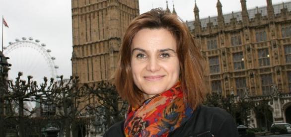 Deputata laburistă britanică Jo Cox