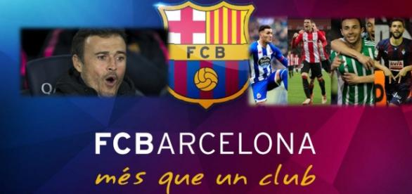 El FC Barcelona se plantea el fichaje de un delantero español de la liga bbva