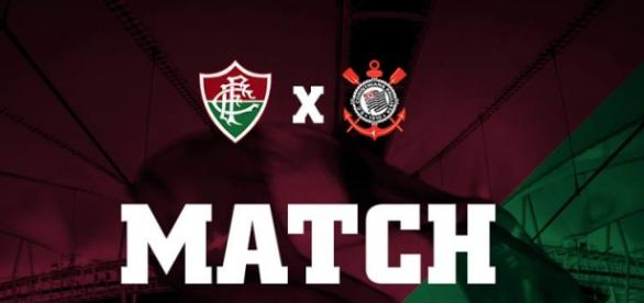 Fluminense e Corinthians é duelo clássico do futebol brasileiro