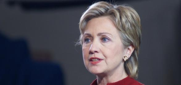 Hillary Clinton, kandydatka na prezydenta USA
