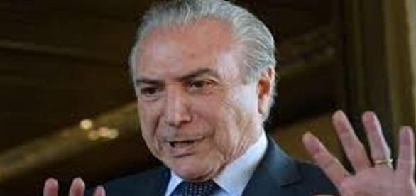 Michel Temer está na lista de Machado