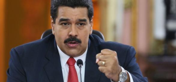 Nicolás Maduro Moros - Presidente de Venezuela