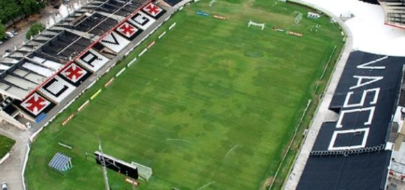 O Vasco está invicto há 17 partidas no estádio de São Januário