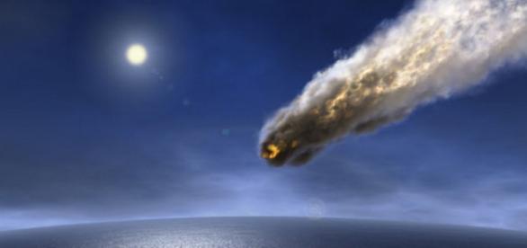Obiect cosmic misterios descoperit pe Pamant