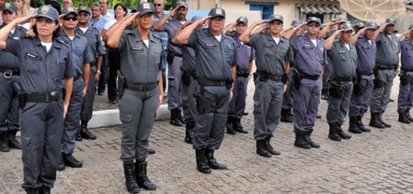 Polícia Militar - ES (Foto: Governo do Estado)