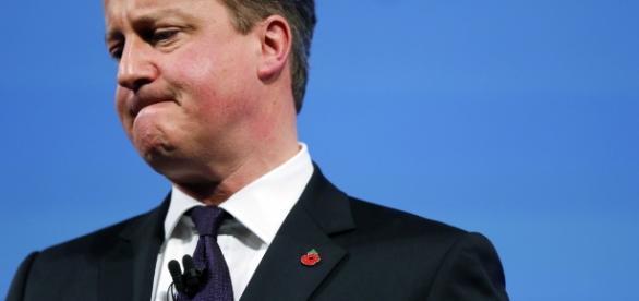 Primeiro-Ministro David Cameron