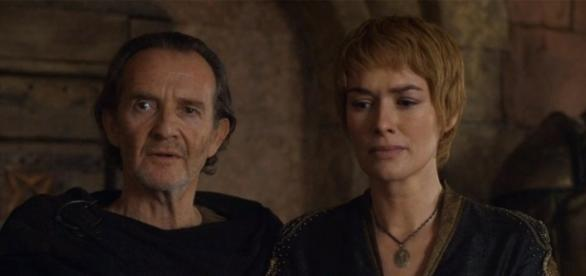 Qyburn confirma rumor para Cersei (Foto: HBO)