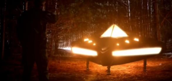Rendlesham é o caso britânico mais famoso envolvendo um OVNI. YouTube