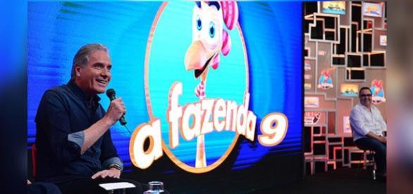 Roberto Justus anuncia 'A Fazenda 9'