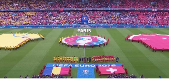 România - Elveția s-a terminat la egalitate, 1-1