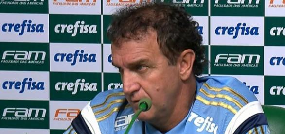 Técnico Cuca garantiu que o Palmeiras precisa de um novo jogador