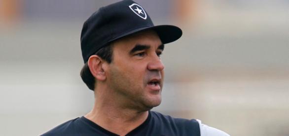 Técnico do Botafogo, Ricardo Gomes