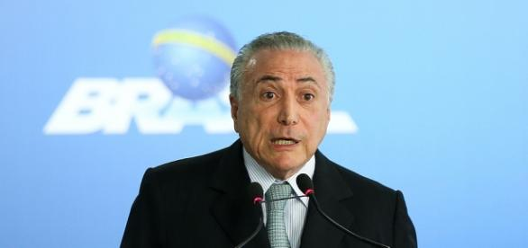 Temer nega denúncia de Machado Foto: Marcelo Camargo/ Agência Brasil