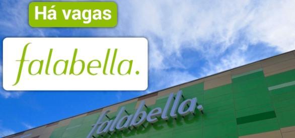 Vagas na Falabella - Foto: Reprodução Instore