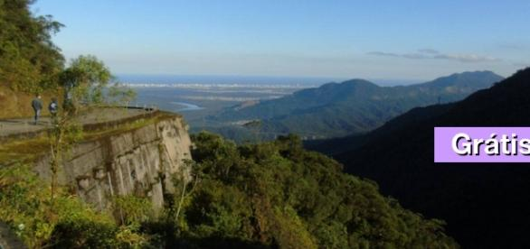Caminhada será realizada no Parque Estadual da Serra do Mar
