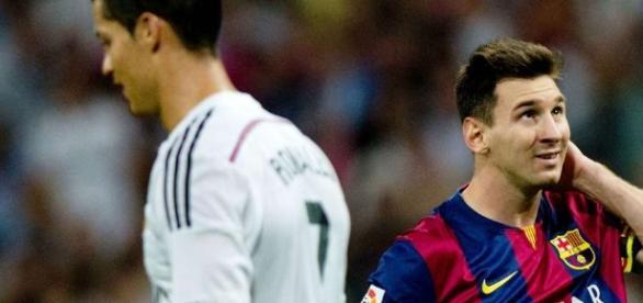 Cristiano Ronaldo Real Madrid Lionel Messi Barcelona Clasico ... - goal.com