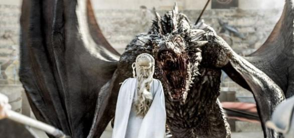 Danerys chegará a Meereen no 9º episódio