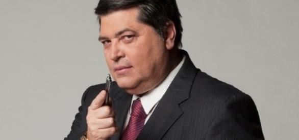 Datena está decidido a abandonar programas policiais (Foto: Divulgação)