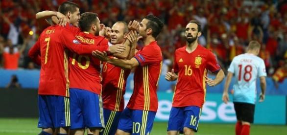 España ya está en octavos de final