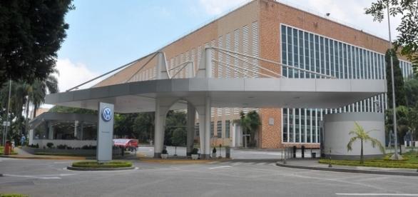 Sede da Volkswagen em São Bernardo do Campo